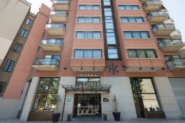 3 stars Hotel Sagrada Familia, Barcelona <br>  Centrally located Hotel*** in Barcelona <br>  Catalan GP at Circuit Barcelona-Catalunya